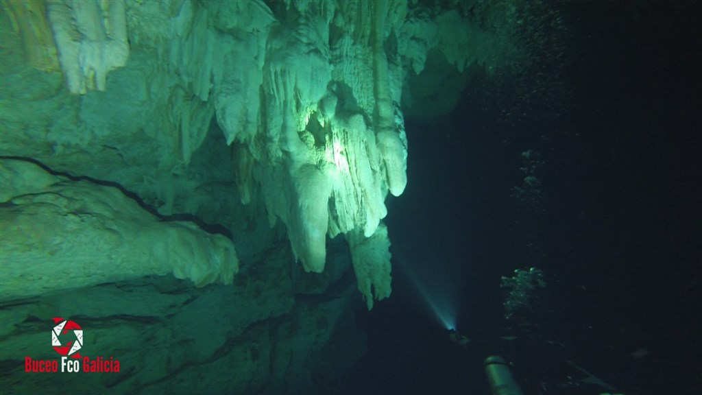 Buceo Fco Galicia's photo in Cenote DOS OJOS - THE PIT  in Mexico