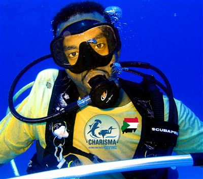 Scuba diving in Sudan