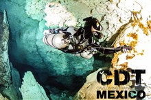 Cave Diving Training CDT Mexico Centro de buceo