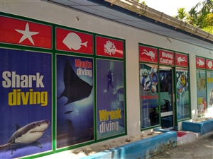 Thoddoo Diving Center