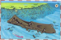 Dive site Dunraven plan