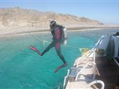 Scuba diving photo by Dahab Days Diving Center .