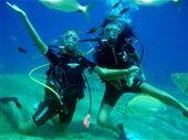Scuba diving photo by H2O Diving Center