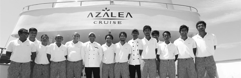 Azalea Cruise Our team